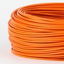 100 Meter PVC Aderleitung 1x0,75 mm² H05V-K orange...